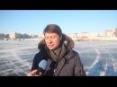 Подготовка Сайсарского Озера к Проводам зимы