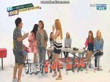 150826 SNSD Dancing to Other Kpop Groups @ Weekly Idol 주간 아이돌