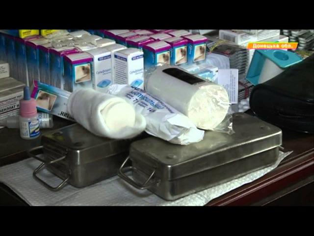 МО просить волонтерів не купляти більше ліків для АТО, бо там все є