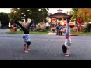McKayla Maroney Handstand Contest