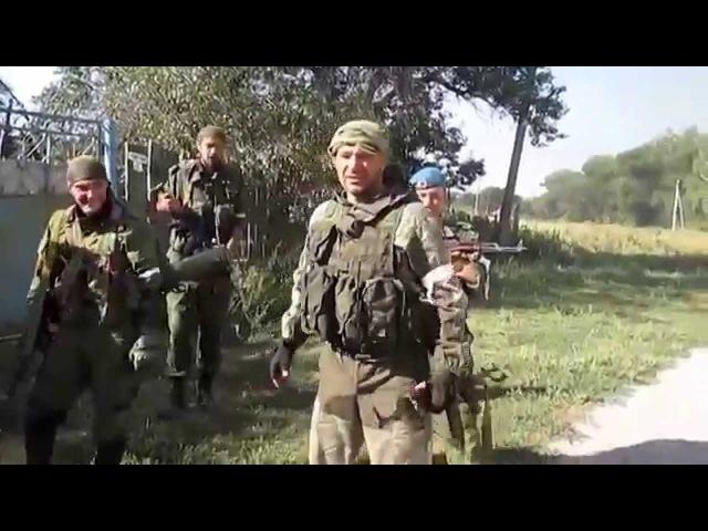 Потери спецподразделения Вымпел группы спецназа ФСБ России ранее КГБ СССР в АТО