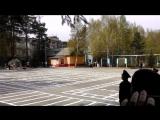 Показное сражение в ЦПП ГУ МВД 8.05.15