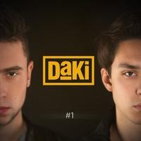Логотип DaKi band / группа ДаКи