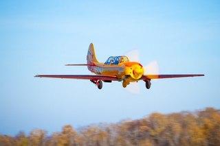 О полетах на Як-52