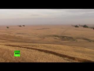 Владимир Путин проследил за ходом стратегических командно-штабных учений «Центр-2015»