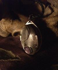 кольца с рунами серебро
