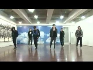 Dance Block B - Nillili Mambo (Cover - EXO-K - Practice)