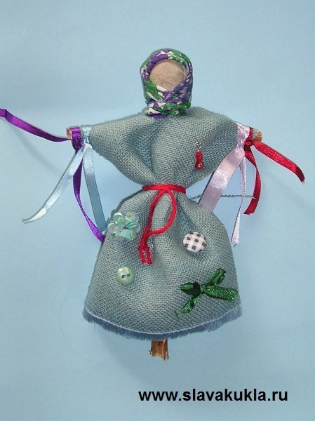 Кукла мотанка желанница своими руками мастер класс