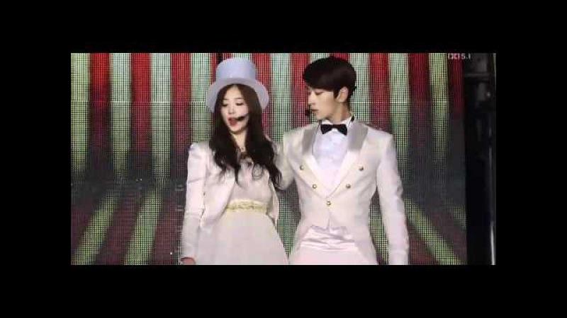 Mblaq thunder and seohyun dating