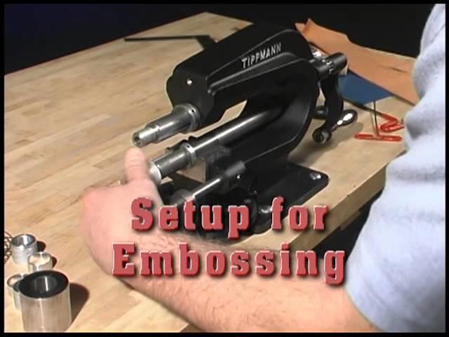 Tippmann Embosser Instructional Video