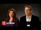Я  зомби Интервью Роба Томаса и Дианы Руггиеро