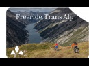 FREERIDE TRANS ALP: Reverse Alpine Cross   VAUDE