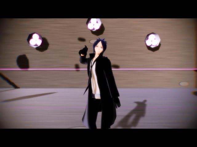 MMD - Katekyō Hitman Reborn! - Mukuro - Breathe on me