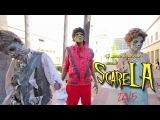 ScareLA 2015 Galantis 'Peanut Butter Jelly' Cosplay Music Video