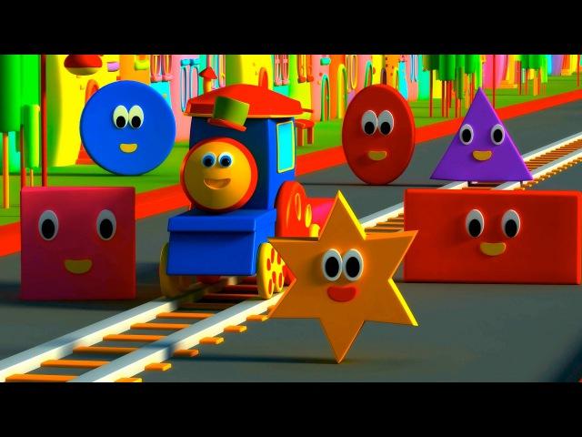 Bob The Train Bob, The Train - Adventure with Shapes Bob the train S01EP10