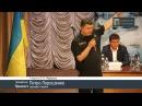 Похоже Порошенко хорошо выпил перед выступлением в Мариуполе