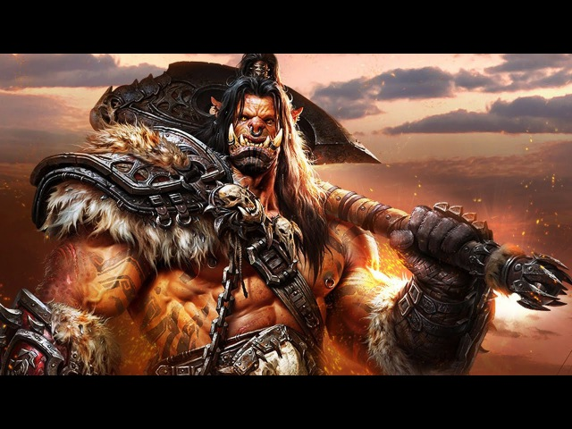 World of Warcraft Warlords of Draenor (Обзор)