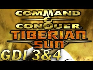 Let's Play: Command & Conquer 2: Tiberian Sun - GDI Mission 3 & 4