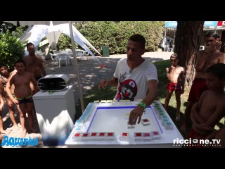 Aquafan Presenta - Franky Dj & Mash Machine