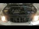 Очистка форсунок и клапанов Lexus ES300 очистителем Pro Tec (Про Тек)