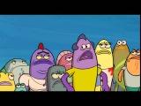 «Губка Боб в 3D»   Полнометражный новый мультфильм   Дублированный трейлер 2015