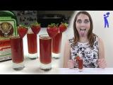 Redheaded Slut Shot - Tipsy Bartender
