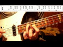 Victor Wooten - Isn't she Lovely (Bass chords tutorial)