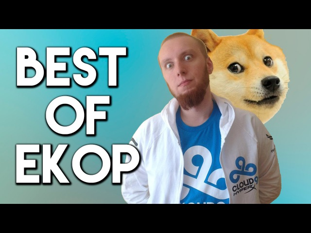 Best of c9 Ek0p/Ekop - Hearthstone - Tribute Birthday - Funny Plays Moments - Montage Compilation