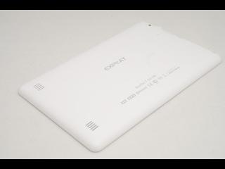 Обзор планшета Explay Surfer 7.32 3G