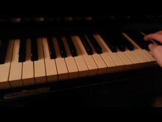 пианистка одной мелодии)) угадайте какой