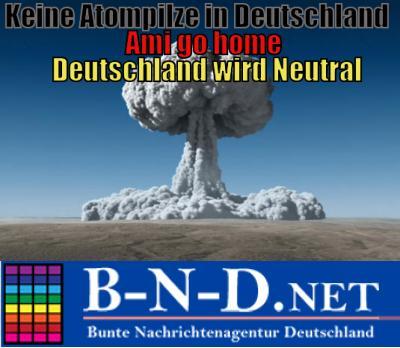 Deutschland wird Neutral