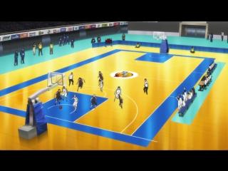 Баскетбол Куроко 3 - 20 / Kuroko No Basket 3 сезон - 20 серия (Озвучил Fortos)