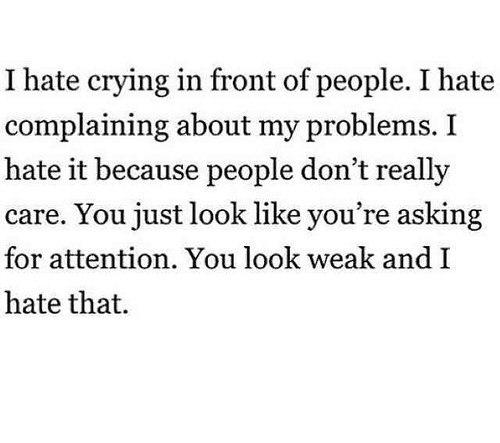 я то что я ненавижу: