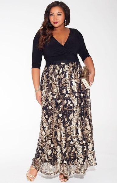 Женская турецкая одежда больших размеров