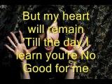Mia Catalano - No Good (OTH Lyrics) - Kate Voegele