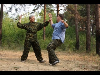 Рукопашный бой. Обучающий фильм.