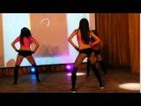Девчонки рвут зал  Бути  Booty Dance  Twerk  Школа танцев  Премьера  бути дэнс 480p