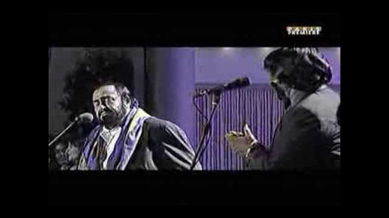 James Brown Luciano Pavarotti - It's a Man's World