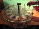 Думаю такие вот спортЗалы, бесплатными сделать, для велосипедистов?)) что бы энергию вырабатывали хах)) а здесь наглядно демонстрируют магнитные поля эфира если бы синхронизироваться в момент имПульса звезд хм)) можно хоть черную дыру создать, ново