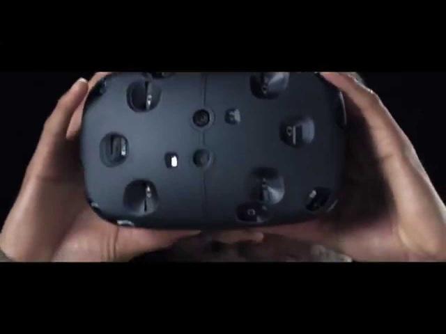 Очки виртуальной реальности от Valve и HTC поступят в продажу в 2016 году