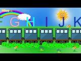 ABC Lied - Kinderlied-Lernlied in Deutscher Sprache - Sing mit Yleekids