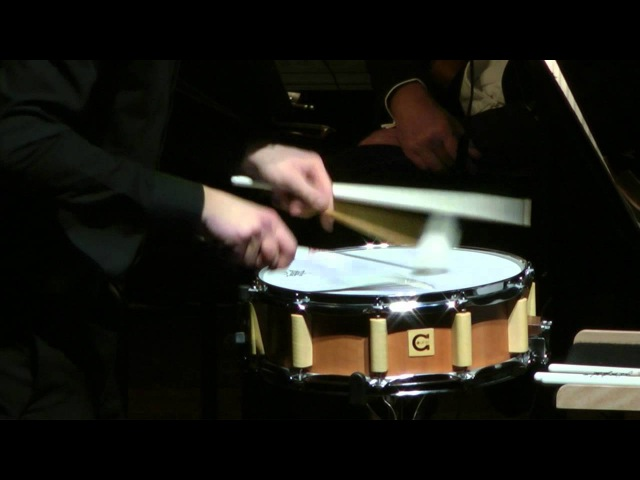 Alexej Gerassimez - Asventuras for Snare Drum @ TROMP PERCUSSION 2010