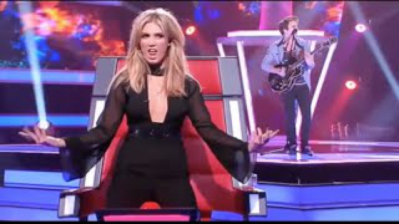 Best the voice Australia all of time Blind