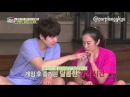 [ENG SUB] SJM GUEST HOUSE - KYUHYUN AND ZHOUMI AT THE SAUNA WITH 5URPRISE [purpleeggkyu]