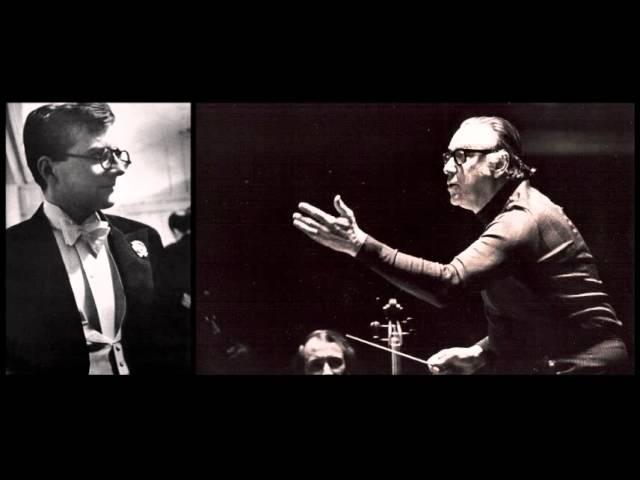 Shostakovich - Symphony No. 1 in F minor, Op. 10 [Kirill Kondrashin, USSR State SO, 1951]