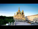 Санкт-Петербург. Time lapse. HD. Saint Petersburg