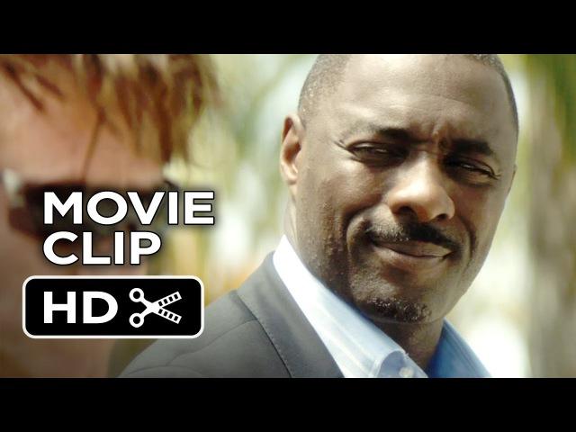 The Gunman Movie CLIP Murphy's Law 2015 Idris Elba Sean Penn Action Movie HD