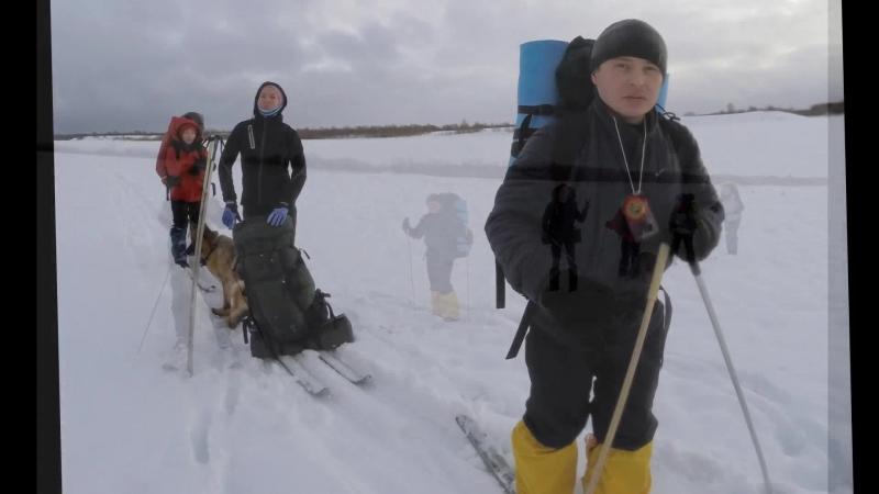 Медиапрезентация Сыктывкарская зима 2015 команда УМЦ по туризму СыктГУ