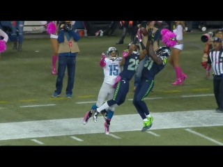 NFL 2015 | Week 4 | Detroit Lions at Seattle Seahawks (2)