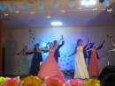 Танец на выпускном... Вальс
